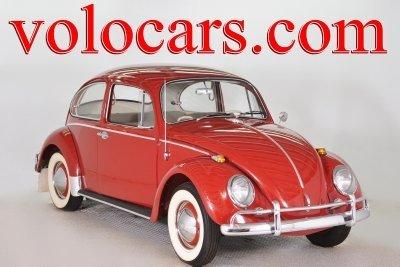 1965 Volkswagen Beetle Image 1