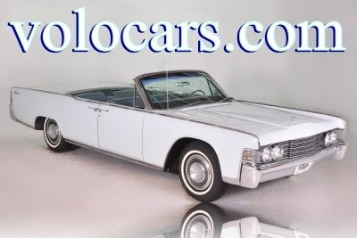 1965 Lincoln  Image 1