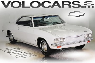 1965 Chevrolet Corvair Image 1