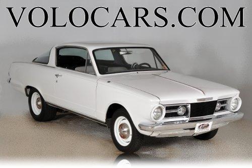 1965 Plymouth Barracuda Image 1