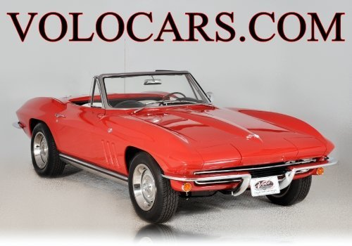 1965 Chevrolet Corvette Image 1