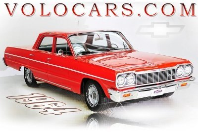 1964 Chevrolet Belair Image 1