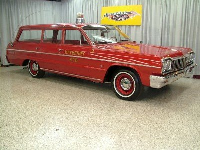 1964 Chevrolet Bel Air Image 1