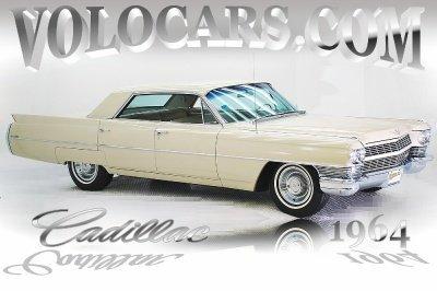 1964 Cadillac Deville Image 1