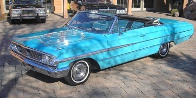 1964 Ford Galaxie 500 Image 1
