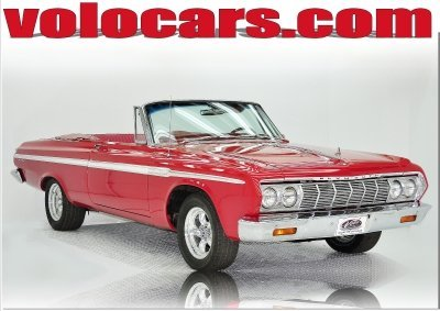 1964 Plymouth Fury 426 Wedge Convertible Image 1