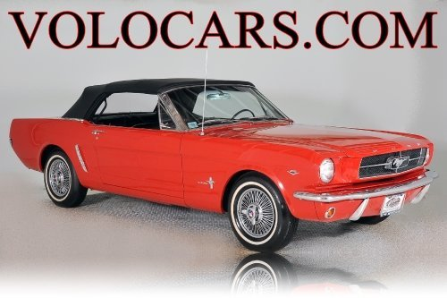 1964 Ford Mustang Image 1