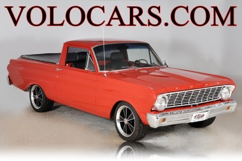 1964 Ford Ranchero Image 1
