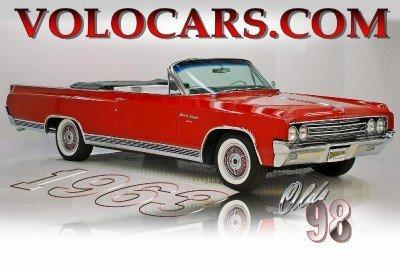 1963 Oldsmobile 98 Image 1