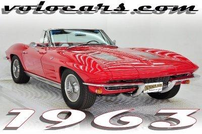 1963 Chevrolet Corvette Image 1