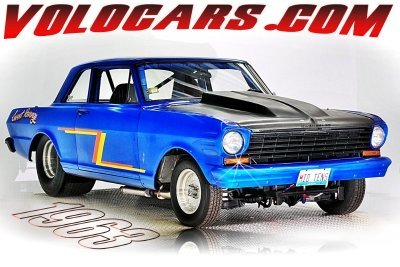 1963 Chevrolet Nova Image 1