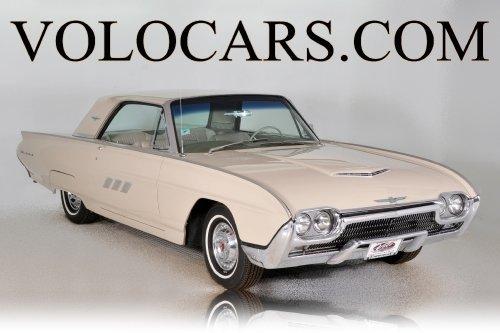 1963 Ford Thunderbird Image 1