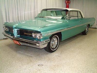1962 Pontiac Bonneville Image 1