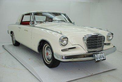 1962 Studebaker Gran Turismo Image 1