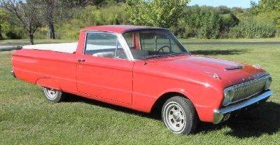 1962 Ford Falcon Ranchero Image 1