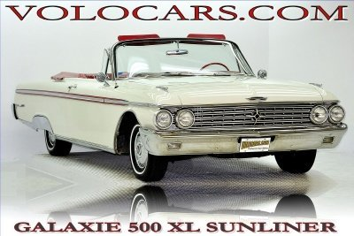 1962 Ford Galaxie 500 Xl Sunliner Image 1