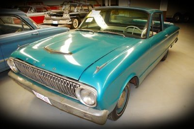 1962 Ford Falcon Image 1