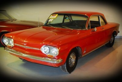 1962 Chevrolet Corvair Image 1