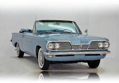 1962 Pontiac Tempest Image 1