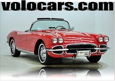 1962 Chevrolet Corvette Image 1