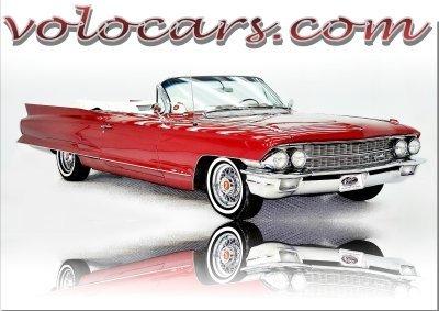 1962 Cadillac  Image 1