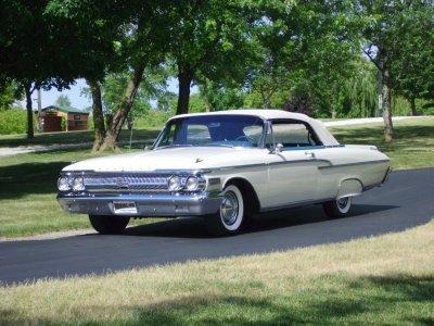 1962 Mercury Monterey Image 1