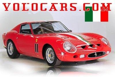 1962 Ferrari 250 Gto Image 1