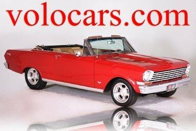 1962 Chevrolet Nova Image 1