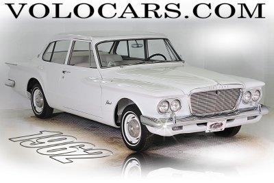 1962 Plymouth Valiant Image 1