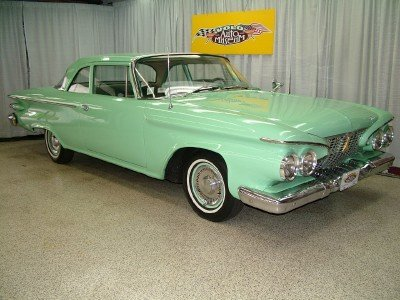 1961 Plymouth Savoy