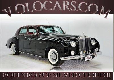 1961 Rolls-Royce  Image 1