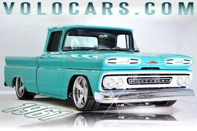 1961 Chevrolet Truck Image 1