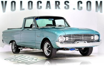 1961 Ford Ranchero Image 1