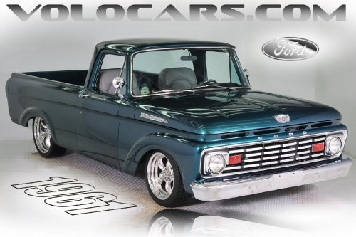 1961 Ford Truck Image 1