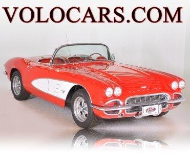 1961 Chevrolet Corvette Image 1