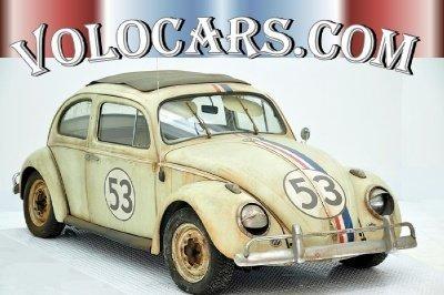1960 Volkswagen Beetle Image 1