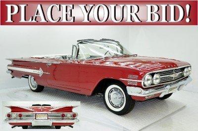 1960 Chevrolet Chevy Image 1