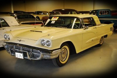 1960 Ford T Bird Image 1