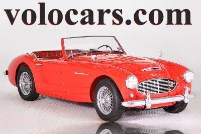 1960 Austin Healey  Image 1