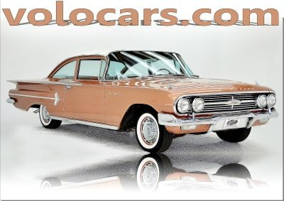 1960 Chevrolet Belair Image 1