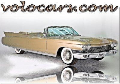 1960 Cadillac Eldorado Image 1