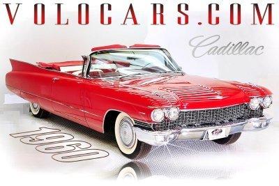 1960 Cadillac  Image 1