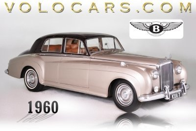 1960 Bentley S2 Saloon Image 1