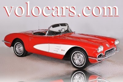 1960 Chevrolet Corvette Image 1