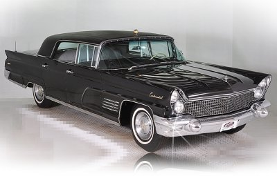 1960 Lincoln Limo Mark Iv Image 1