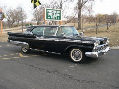 1959 Ford Galaxie Image 1