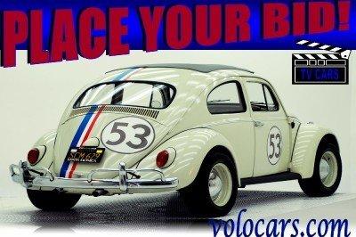 1959 Volkswagen Beetle Image 1