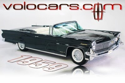 1959 Lincoln  Image 1