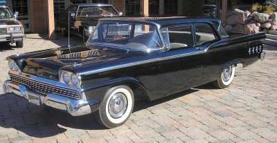 1959 Ford Fairlane Image 1