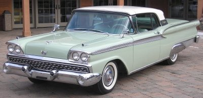 1959 Ford Fairlane 500 Image 1